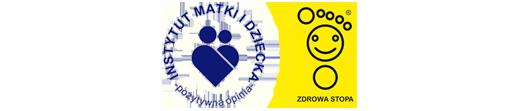 Pozytywna opinia Instytu Matki i Dziecka oraz Znak Zdrowa Stopa dla butów marki BARTEK, sklep internetowy e-kobi.pl, sklep internetowy e-kobi.pl
