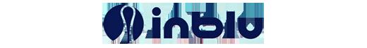 e-kobi, logo marki INBLU